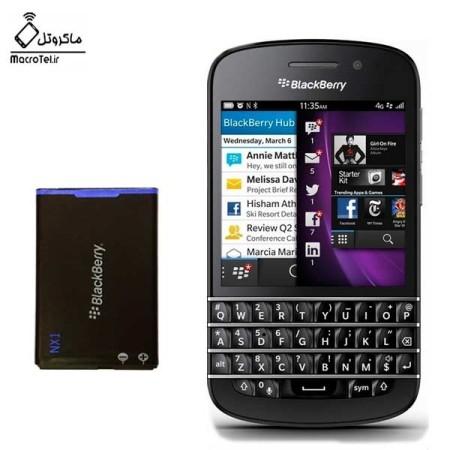باطری گوشی موبایل blackberry Q10