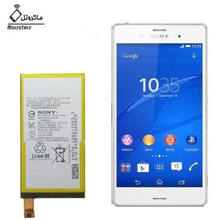 باطری گوشی  Sony Xperia Z3 compact