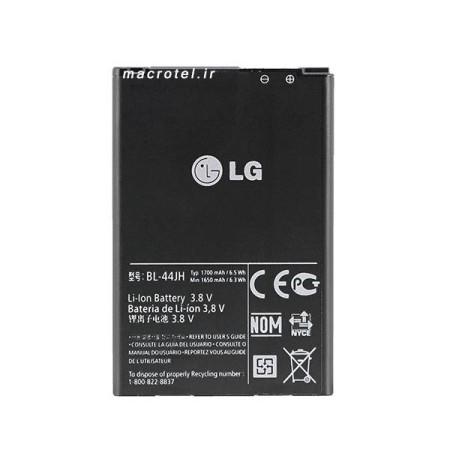باطری گوشی LG مدل BL-44JH