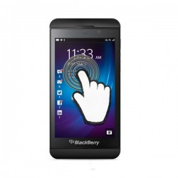 تاچ و ال سی دی گوشی  blackberry z10 4g