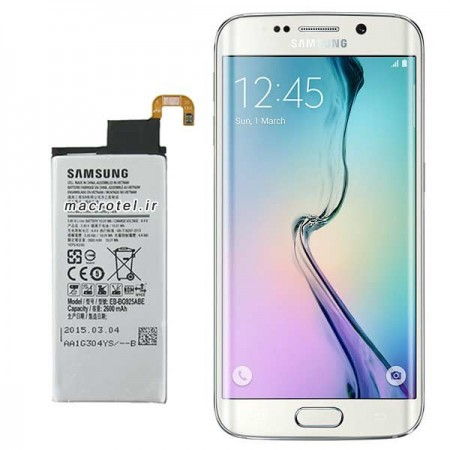 باطری گوشی موبایل  samsung galaxy s6 edge