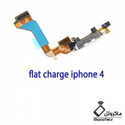فلت شارژ ایفون 4s