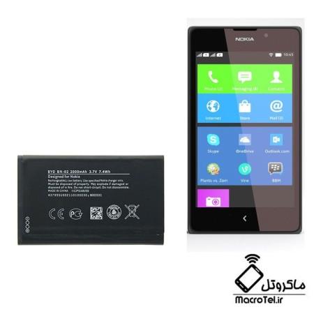 باتری موبایل Nokia XL