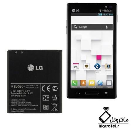 باطری گوشی  LG Optimus L9