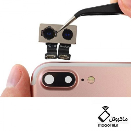 دوربین iphone 7 plus