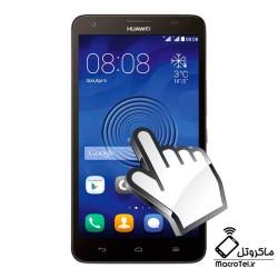تاچ و ال سی دی Huawei G750