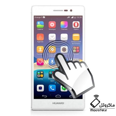 تاچ و ال سی دی Huawei P7