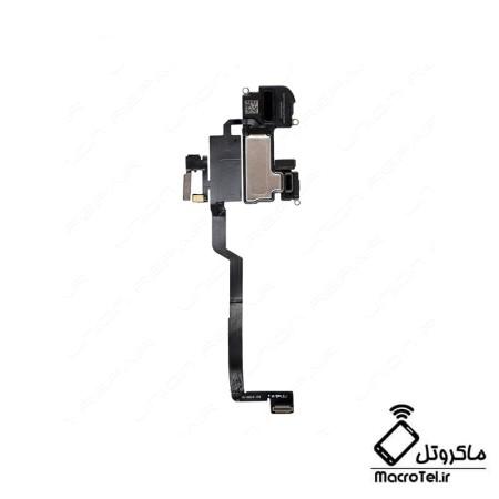اسپیکر و فلت سنسور گوشی موبایل آیفون x