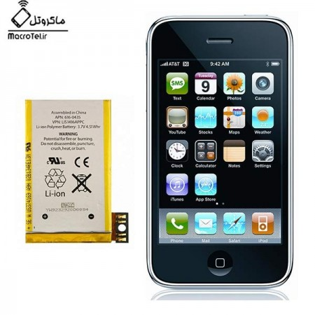 باطری Apple iphone 3GS - LIS1416APPC