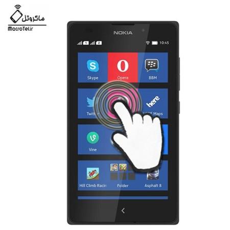 تاچ و ال سی دی نوکیا ایکس Nokia X Doul SIM دو سیمکارت