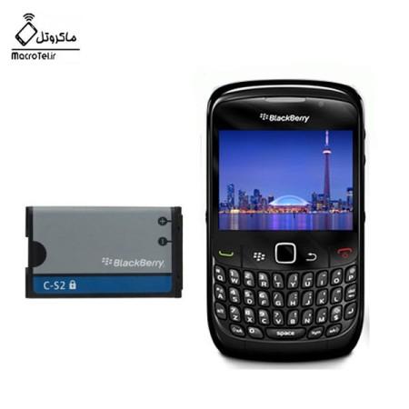 باطری گوشی موبایل blackberry مدل C-S2