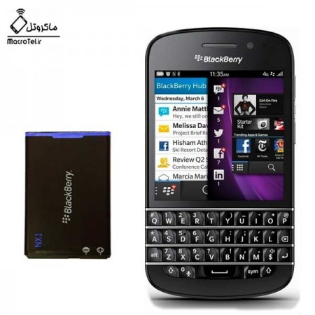 باتری blackberry Q10_NX1
