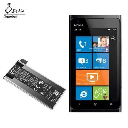 باطری گوشی nokia lumia 900