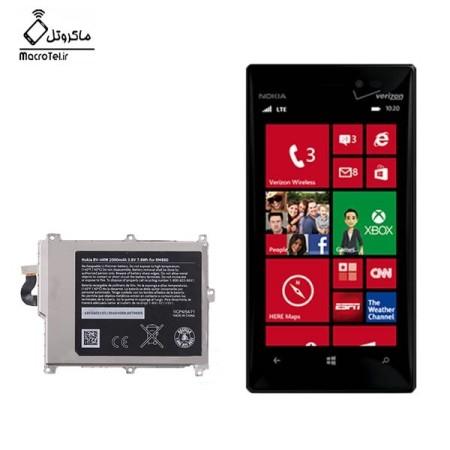 باتری نوکیا Nokia Lumia 928 - BV-4NW