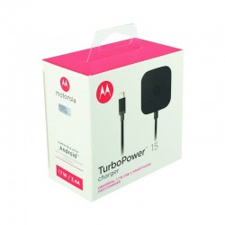 شارژر Motorola Turbo Power 15W - Type-C