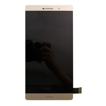 تاچ و ال سی دی Huawei P8max