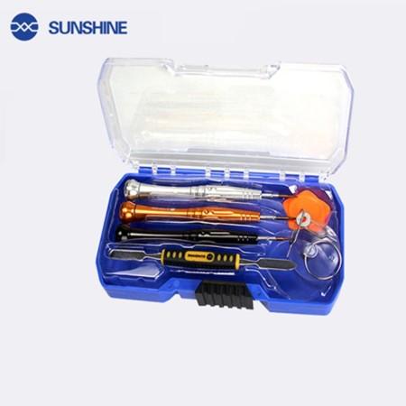 ست ابزار تعمیرات آیفون SUNSHINE SS-5112