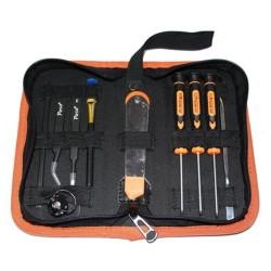ست ابزار تعمیرات موبایل و تبلت اپل ایفون Poso PS-I08