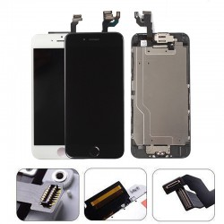Iphone 6LCD Screen And Digitizer Full Assembly Replacement