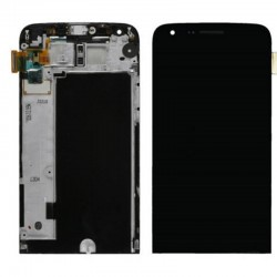 Original LCD Display Digitizer Touch Screen Assembly With Frame For LG G5
