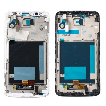 LG G2 D802 LCD Display Touch Screen Digitizer Glass Frame