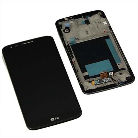 گوشی LG G2 دارای ال سی دی 5.2 اینچی است