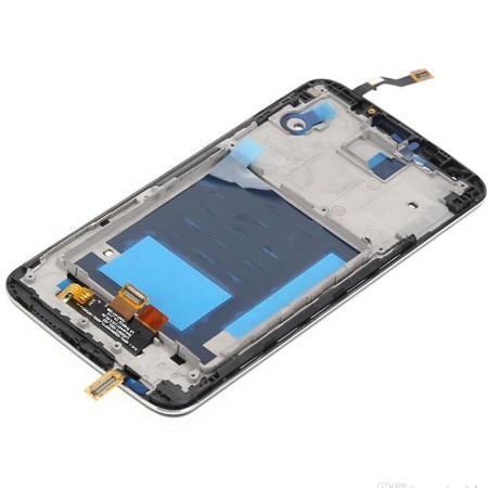 تعمیر ال سی دی LG G2 در ماکروتل