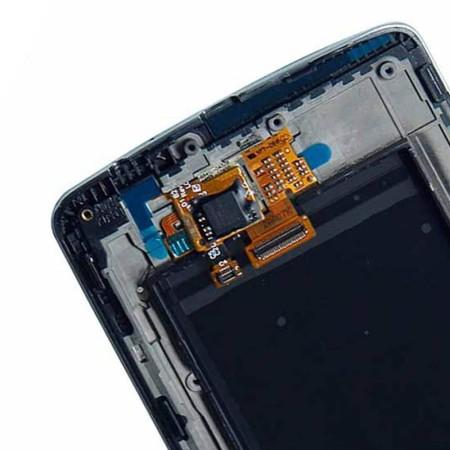 فلت ال سی دی گوشی ال جی G3