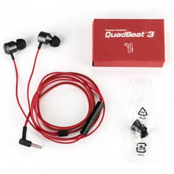 riginal LG QuadBeat 3 Premium Earphone In-Ear Headphones LE630