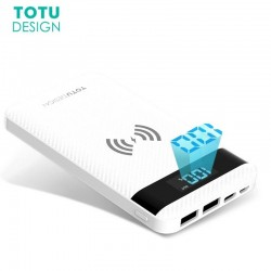 Power Bank TOTU PBW01 Powerbank Wireless