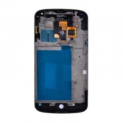 LG Nexus 4 E960 LCD & Digitizer Assembly with Frame
