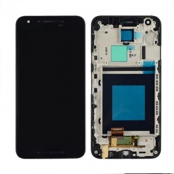 LG Nexus 5X LCD & Digitizer Assembly with Frame