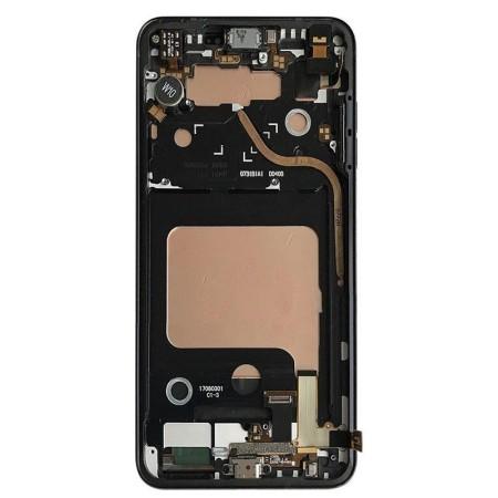 تعویض تاچ و ال سی دی گوشی LG V30 در ماکروتل