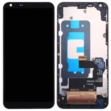 LCD Display Touch Screen Digitizer Assembly For LG Q6