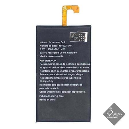 باتری گوشی کاترپیلار CAT S40 - ماکروتل