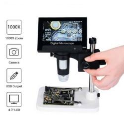 میکروسکوپ تعمیرات موبایل Portable Digital Microscope DM4
