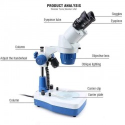 لوپ و میکروسکوپ YAXUN AK21