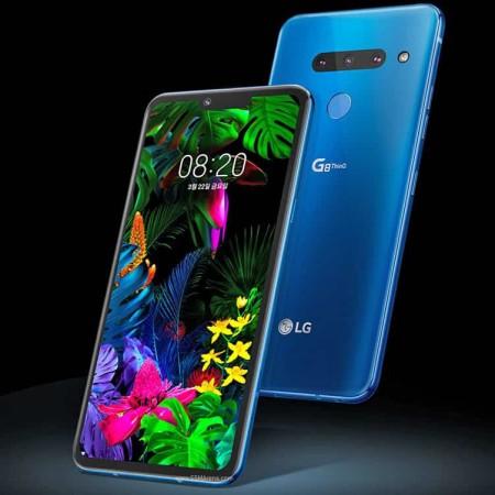 تاچ ال سی دی LG G8 ThinQ
