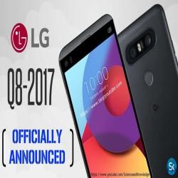 تاچ ال سی دی LG Q8 2017