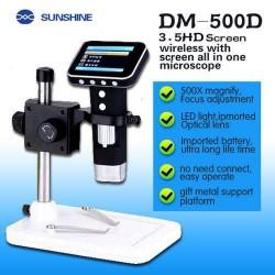 لوپ و ذره بین Sunshine DM-500D