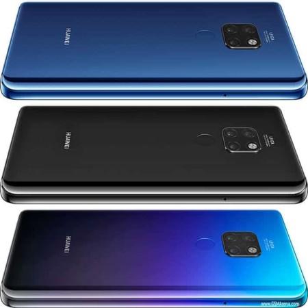 درب پشت  Huawei Mate20 pro