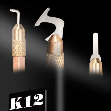 ست تیغ مکانیک Mechanic Set K12