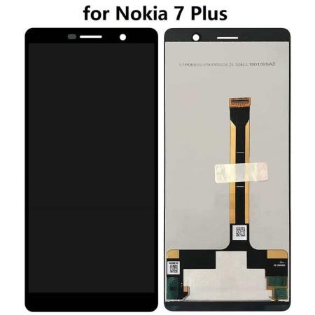 تاچ ال سی دی اصلی نوکیا 7 پلاس Nokia 7 Plus