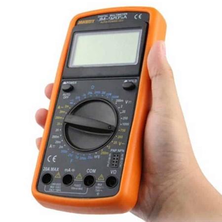 مولتی متر جاکمی - مولتی متر دیجیتال جاکمی Jakemy JM-9205A