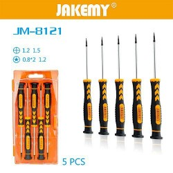 ست پیچ گوشتی Jakemy JM-8121