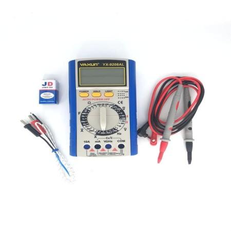مولتی متر Multimetr Digital Yaxun YX-9208AL