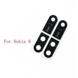 شیشه لنز دوربین نوکیا Nokia 8
