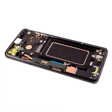 تعویض ال سی دی S9 در دفتر ماکروتل