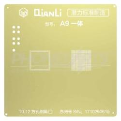 شابلون 3D کیانلی IPHONE 6S/6SP A9