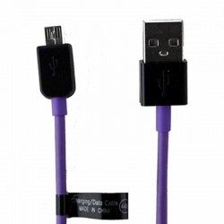 AT&T Flat Charge and Sync Universal Micro-USB to USB